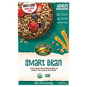 Nature's Path Organic Smart Bran With Psyllium and Oatbran Cereal