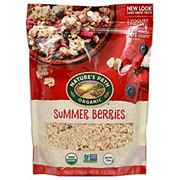 Nature's Path Organic Summer Berries Granola