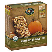 Nature's Path Organic Trail Mix Pumpkin-N-Spice Flax Plus Chewy Granola Bars