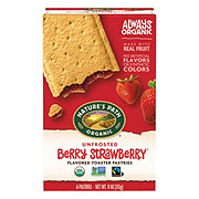 Nature's Path Organic Unfrosted Strawberry Toaster Pastry