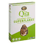 Nature's Path Qia Coconut Chia Superflakes