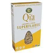 Nature's Path Qia Honey Chia Superflakes