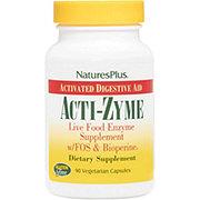 Nature's Plus Acti-Zyme Vegetarian Capsules