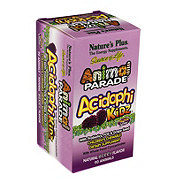 Nature's Plus Animal Parade Acidophi Kidz Natural Berry Flavored  Chewable Animals