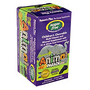 Nature's Plus Animal Parade Children's Sugar Free Multivitamin Grape Flavored Animal Chewables
