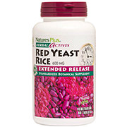Nature's Plus Extended Release Red Yeast Rice 600 Mg