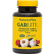 Nature's Plus Garlite Odorless Garlic Capsules