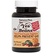Nature's Plus Say Yes To Beans Vegetarian Capsules