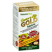 Nature's Plus Source of Life Gold Multi-Vitamin Tablets