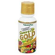 Nature's Plus Source of Life Gold Multi-Vitamin Tropical Fruit Flavored Liquid