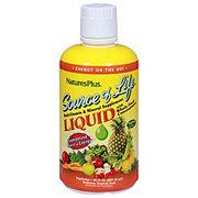 Nature's Plus Source of Life Multivitamin & Mineral Liquid