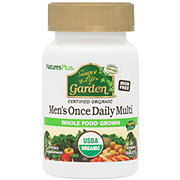 Nature's Plus Source of Life Organic Men's Daily Multivitamin
