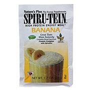 Nature's Plus Spiru-Tein Banana High Protein Energy Meal