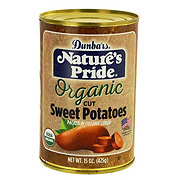Nature's Pride Organic Cut Sweet Potatoes
