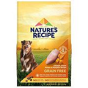 Nature's Recipe Grain Free Chicken Recipe