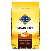 Nature's Recipe Grain Free Chicken Recipe Dry Dog Food