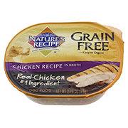 Nature's Recipe Grain Free Chicken Recipe In Broth