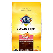 Nature's Recipe Grain Free Salmon Recipe Dog Food