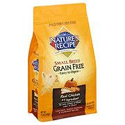 Nature's Recipe Grain Free Small Breed Chicken Recipe