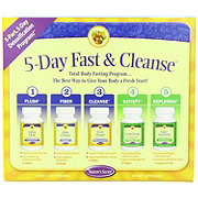 Nature's Secret 5-Day Fast & Cleanse