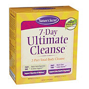 Nature's Secret 7 Day Ultimate 2 Part Cleanse