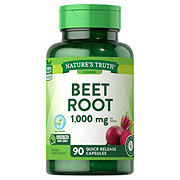 Nature's Truth Beet Root 500 mg Capsules