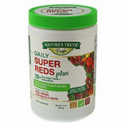 Nature's Truth Daily Super Reds Plus Powder