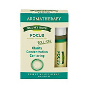 Nature's Truth Focus Essential Oils Roll On Blend