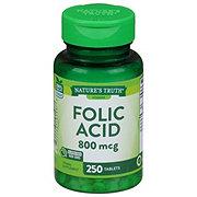 Nature's Truth Folic Acid 800 mcg