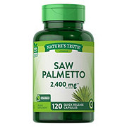 Nature's Truth Saw Palmetto 1200 mg