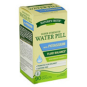 Nature's Truth Super Strength Water Pills