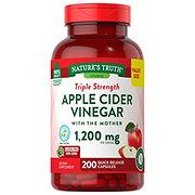 Nature's Truth Triple Strength Apple Cider Vinegar 600 Mg