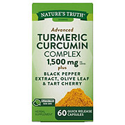 Nature's Truth Turmeric Curcumin Advanced 1500MG