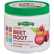 Nature's Truth Ultra Beet Root Performance Powder