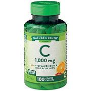 Nature's Truth Vitamin C 1000 mg plus Bioflavonoids & Rose Hips