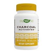 Nature's Way Activated Charcoal Capsules