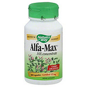 Nature's Way Alfa-Max 525 Mg Capsules