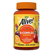 Nature's Way Alive B-Complex Gummies