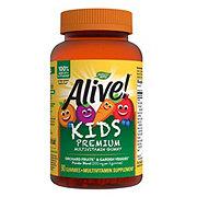 Nature's Way Alive! Gummies Multi-Vitamin For Children Assorted Flavors
