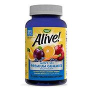 Nature's Way Alive! Men's 50+ Gummy Vitamins