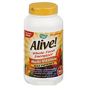 Nature's Way Alive! Multi-Vitamin Max Potency Tablets