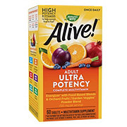 Nature's Way Alive! Once Daily Ultra Potency Mutli-vitamin