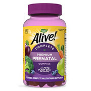 Nature's Way Alive Prenatal Gummy Vitamins