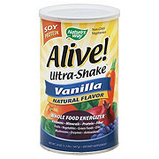 Nature's Way Alive! Vanilla Ultra-Shake
