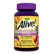Nature's Way Alive! Women's 50+ Multi Vitamins Gummy