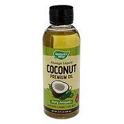 Nature's Way Coconut Oil Fiery Jalapeno