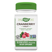 Nature's Way Cranberry Fruit 465 mg Capsules