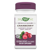 Nature's Way Cranberry Standardized 400 mg Vcaps