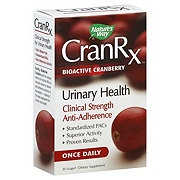 Nature's Way CranRX  Urinary Health Clinical Strength Anti-Adherence VCaps