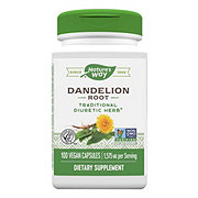 Nature's Way Dandelion Root 540 mg Capsules
